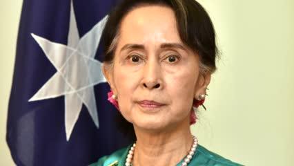 Aung San Suu Kyi: A Fading Icon?