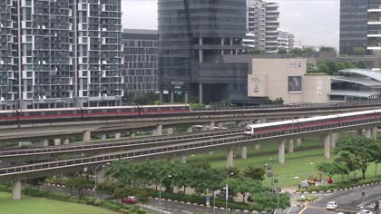 Singapore's shift towards being a car-lite city