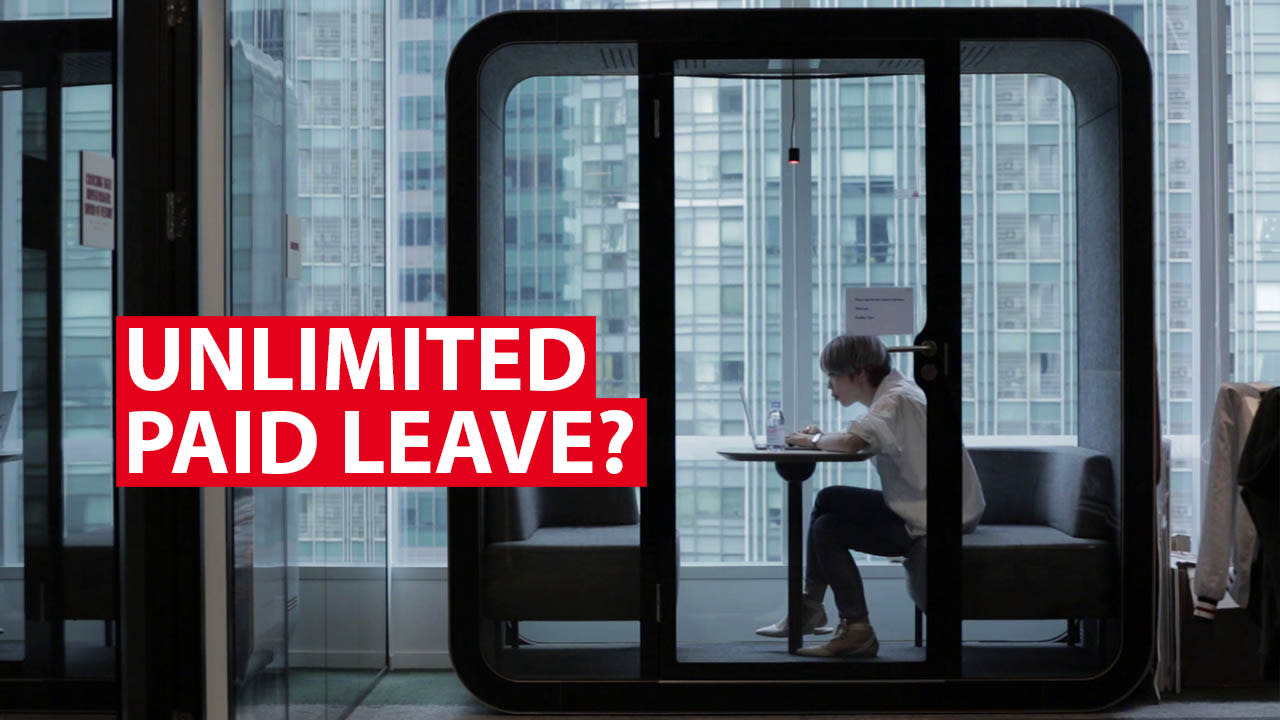 Unlimited paid leave - does it work in Singapore?