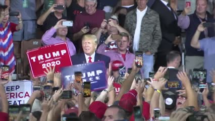 US recession, if any, could affect President Trump's re-election bid   Video