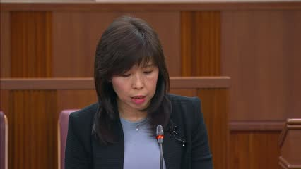 Jessica Tan on Home Team Science and Technology Agency Bill