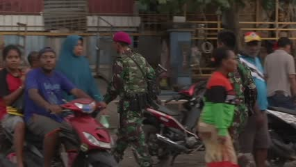 Indonesia's Papua region returns to normalcy after unrest   Video