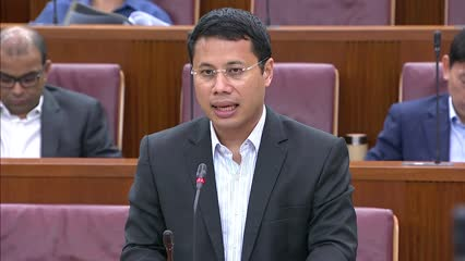 Desmond Lee on screening flat owners under financial assistance for casino visits