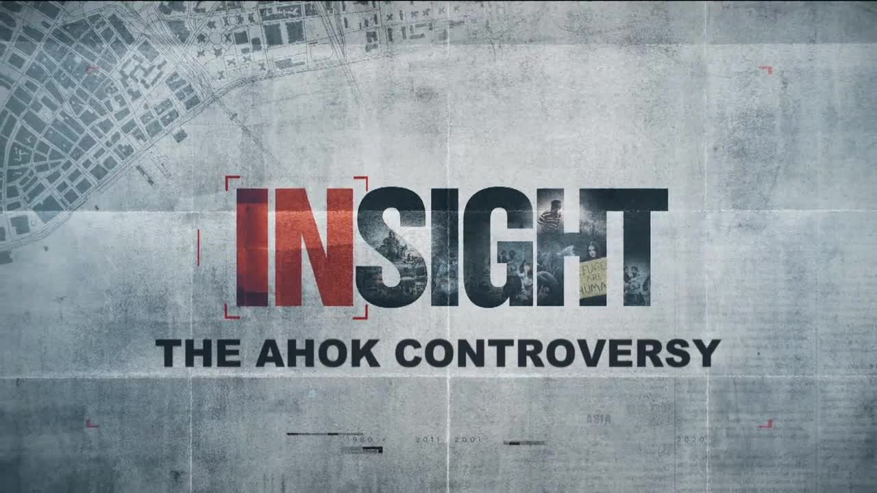 The Ahok Controversy