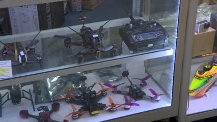 Tougher penalties proposed for errant drone users | Video