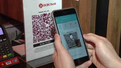 More merchants adopt use of QR code payment methods | Video
