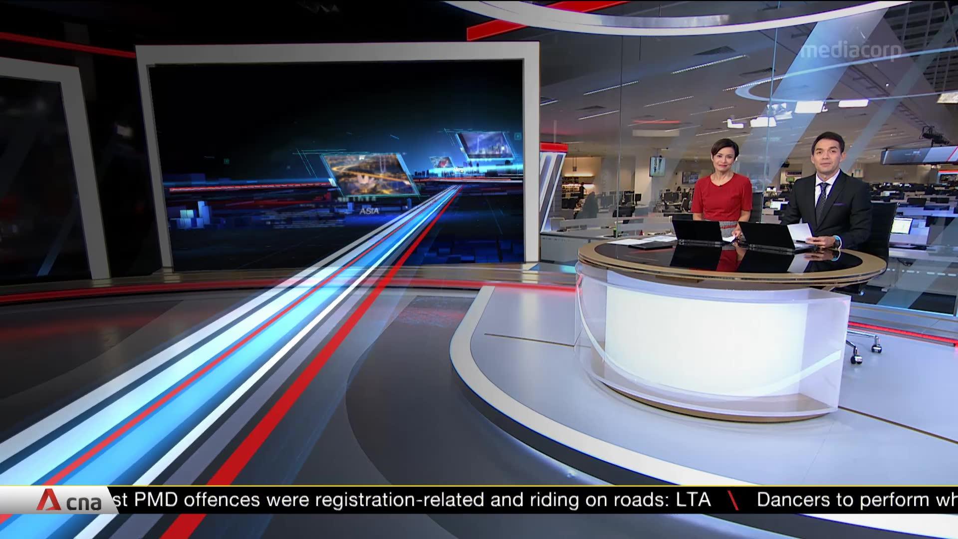 Watch 'live' - CNA