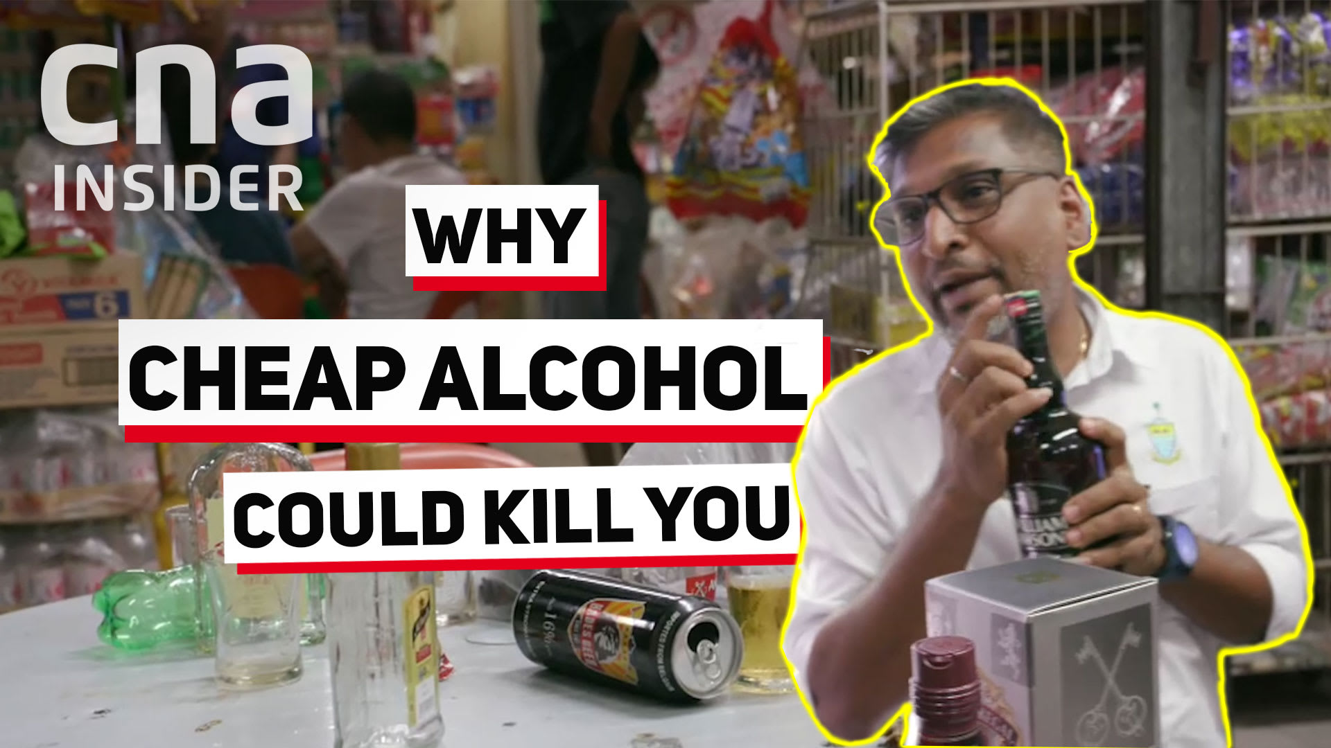 Death by alcohol: Counterfeit liquor in Malaysia