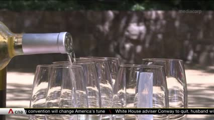 California wineries look for new ways to offset COVID-19 economic loss | Video