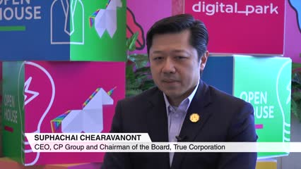 An interview with CEO of CP Group, Thailand's biggest conglomerate | Video