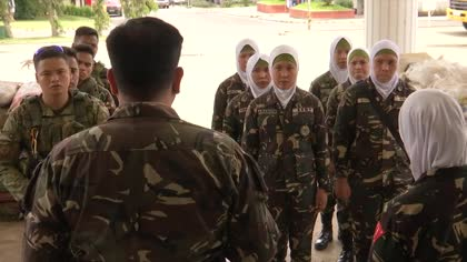 Marawi one year on: Troops continue to battle splinter outfits | Video