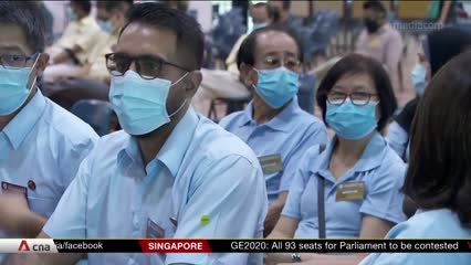 GE2020: Workers' Party chief urges voters to look back at history of opposition's struggles | Video