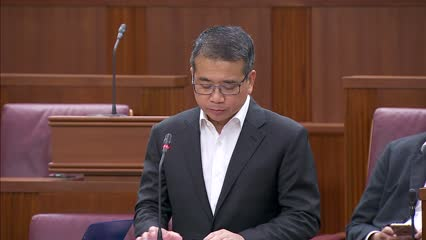 Edwin Tong on Supreme Court of Judicature (Amendment), Judges' Remuneration (Amendment), Constitution of the Republic of Singapore (Amendment) Bills