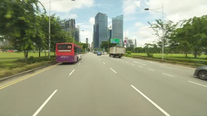 Six-month trial for on-demand public buses | Video