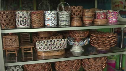 The lucrative business of upcycling in Jakarta | Video
