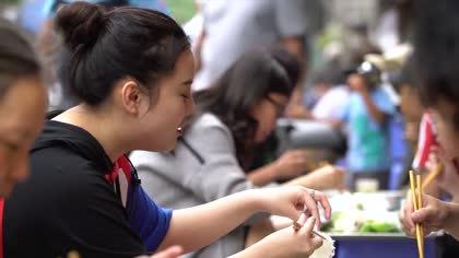 Recipe for success: Vietnam's street food culture thrives