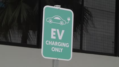 SP Group rolls out first wave of electric vehicle charging points | Video