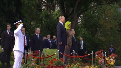 Despite differences, Singapore and Russia have 'long-standing friendship': President Halimah | Video