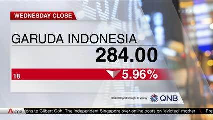 CNA+: Interview with CEO of Garuda Indonesia, Irfan Setiaputra
