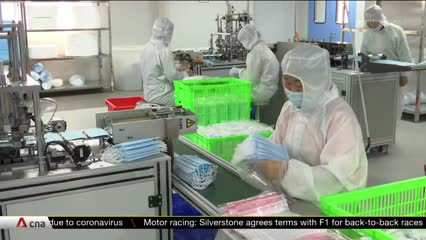 COVID-19 pandemic a boon for PPE manufacturers in China | Video