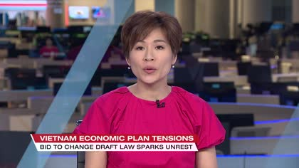 Vietnam's planned special economic zones spark unrest | Video
