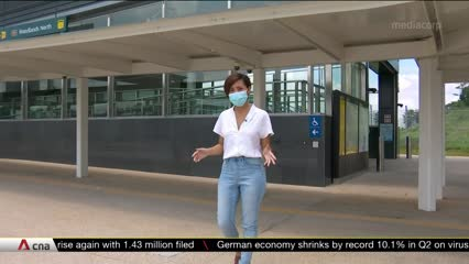 Malaysian commuters to Singapore welcome RTS Link | Video