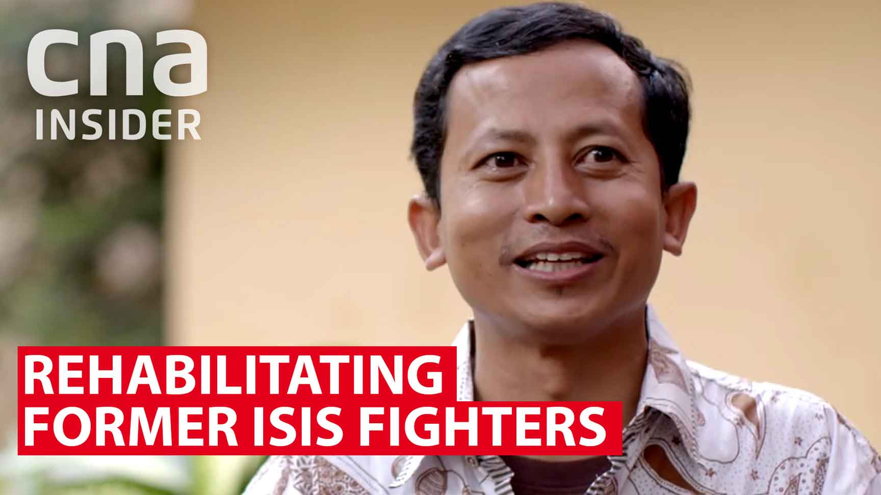 How to rehabilitate a former ISIS fighter