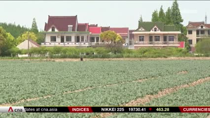 Chinese tourists out and about as country emerges from COVID-19 lockdown | Video