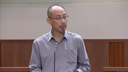 Randolph Tan on Land Transport (Enforcement Measures) Bill