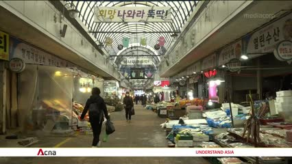 South Korea's traditional markets reel from COVID-19 pandemic | Video