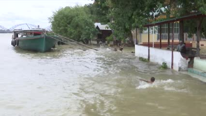 Myanmar government rolls out new measures to cope with seasonal floods | Video