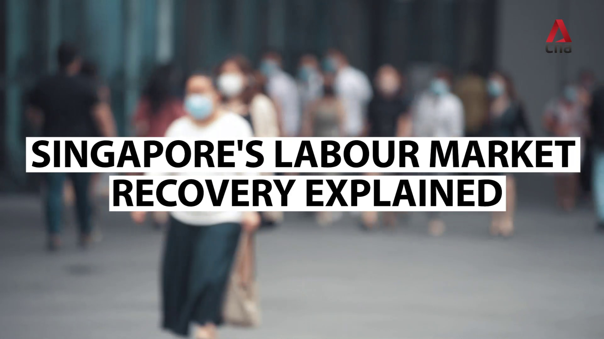 Badly hit by COVID-19, when will Singapore's jobs market recover? An explainer | Video