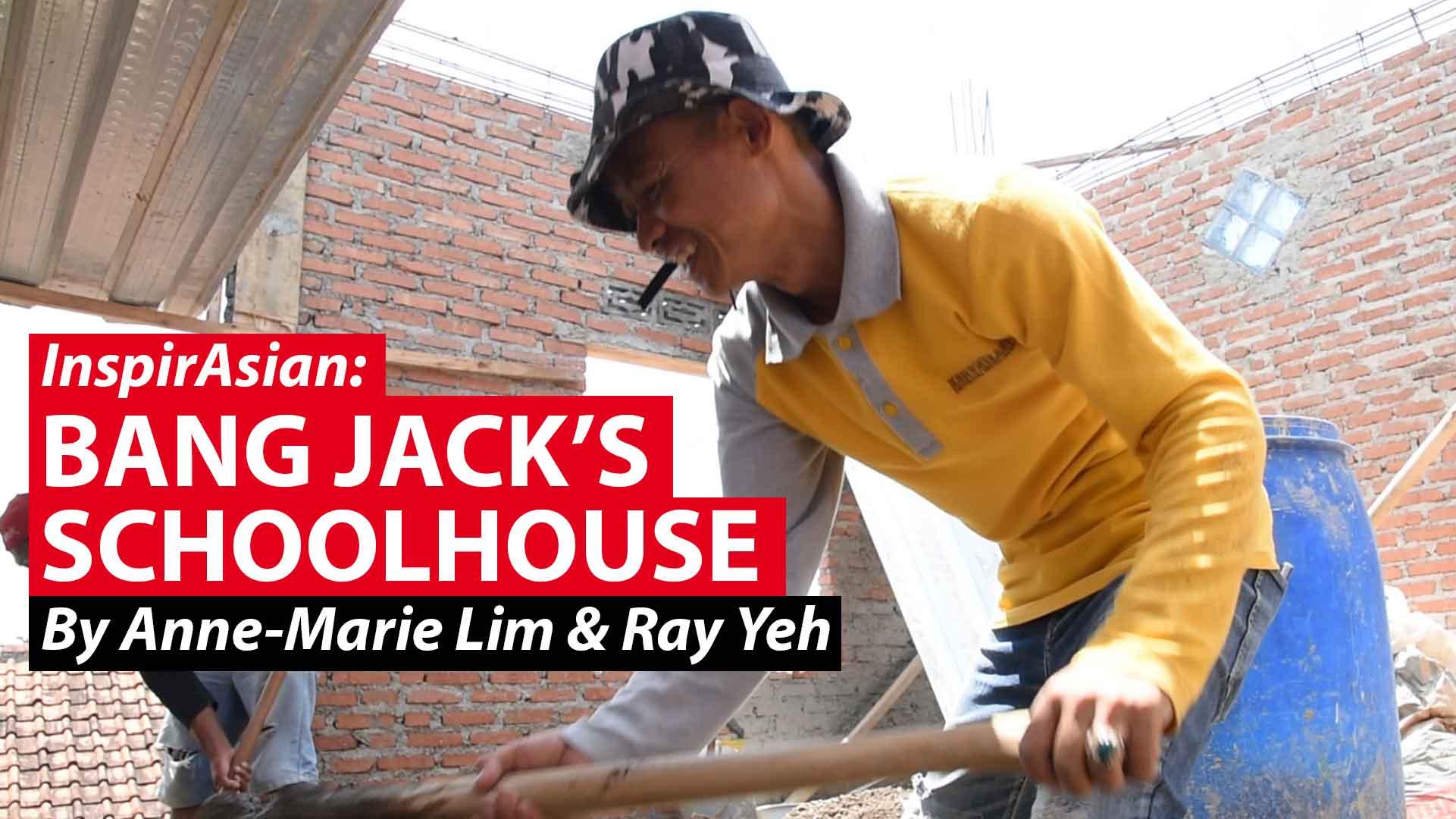 Bang Jack's schoolhouse