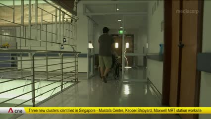COVID-19: Nursing home implements restricted visitor policy ahead of advisory | Video