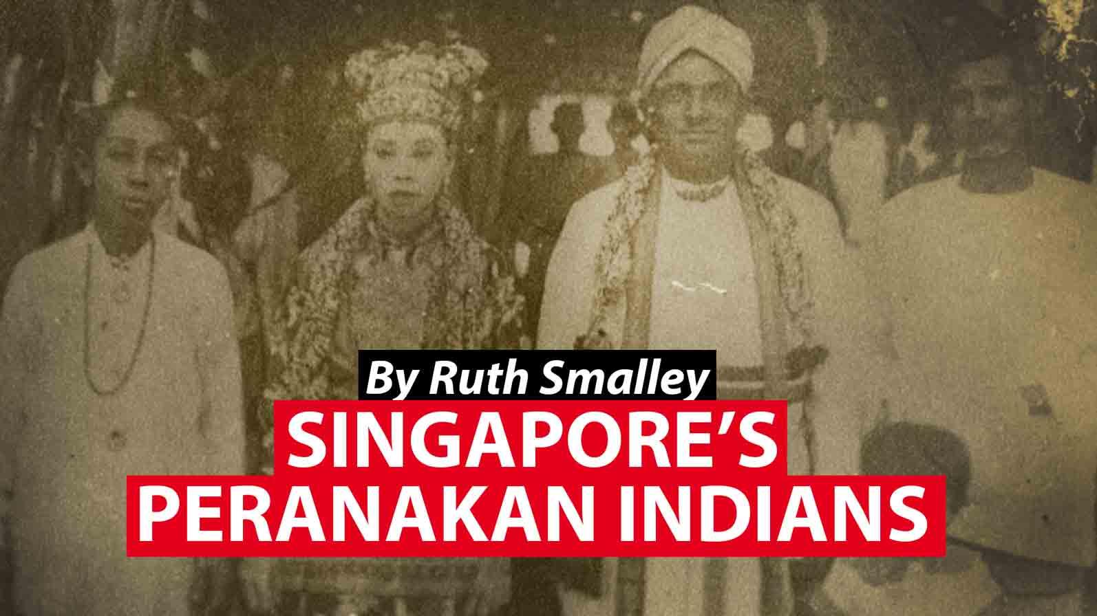 Singapore's Peranakan Indians