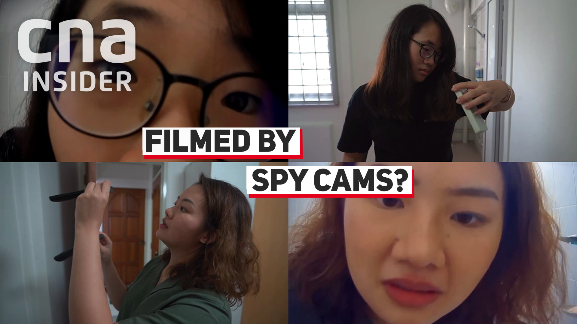What to do if you've been secretly filmed?