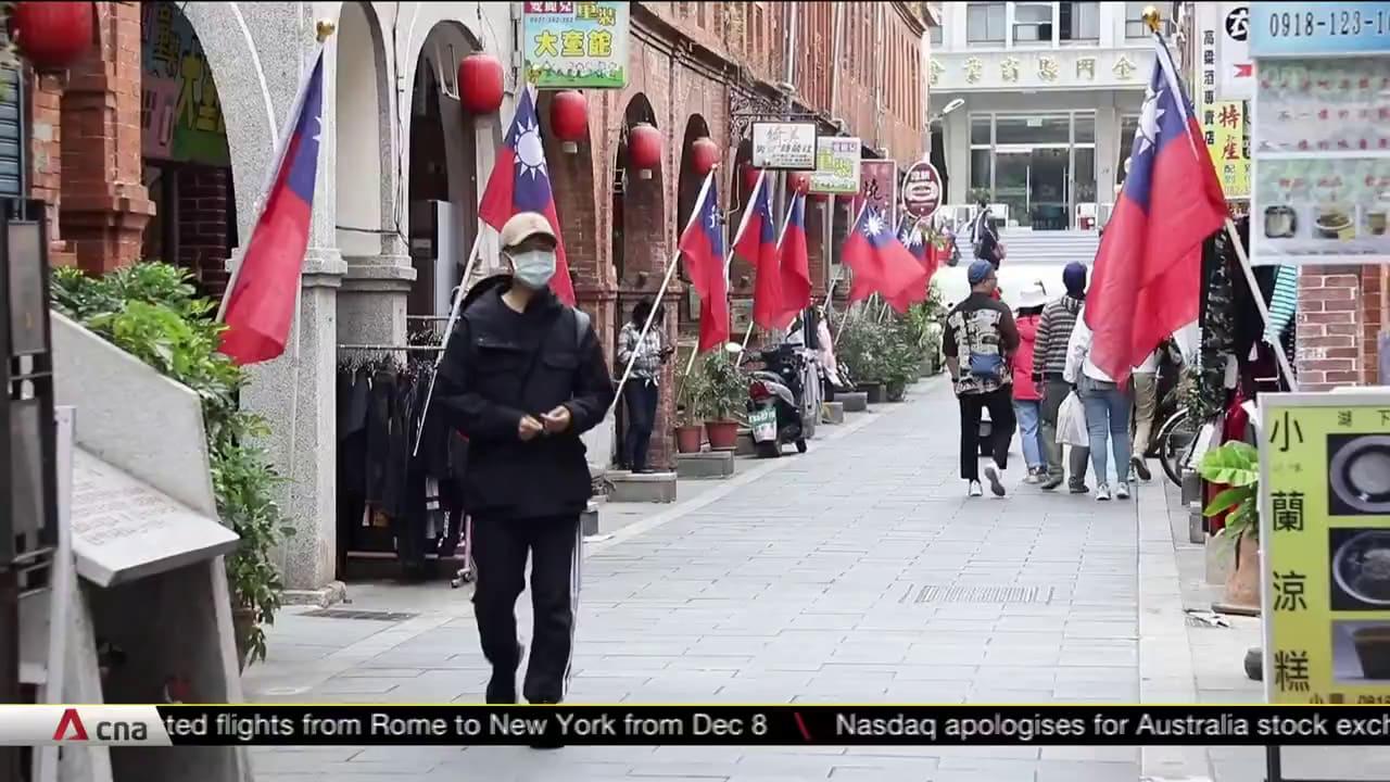 Escalating cross-strait tensions unsettle residents on Taiwan's Kinmen island | Video