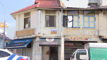 Owners of old buildings urged to be vigilant after Geylang shophouse fire | Video