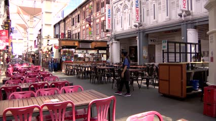 Chinatown businesses struggle amid COVID-19 outbreak | VIDEO