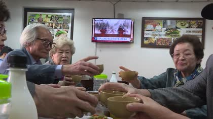North Korean seniors yearn for reunification | Video
