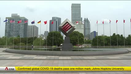 Singapore, China will find new ways to work together: Ambassador Lui Tuck Yew   Video