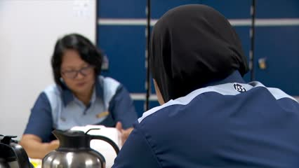 Guidelines for companies established on rest areas for outsourced workers | Video