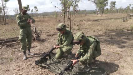 SAF's Exercise Wallaby gets underway in Australia | Video