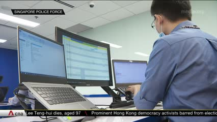 More than S$21.2 million recovered by police's anti-scam centre in first year of operations | Video