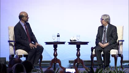 A Dialogue with Deputy Prime Minister Tharman Shanmugaratnam