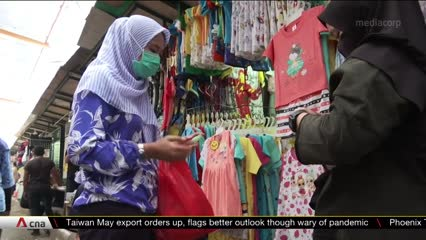 Residents in Jakarta live with 'new normal' as COVID-19 cases continue to rise | Video