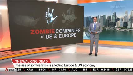 CNA+: The rise of zombie companies: why they exist