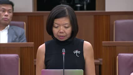 Anthea Ong on Banking (Amendment) Bill