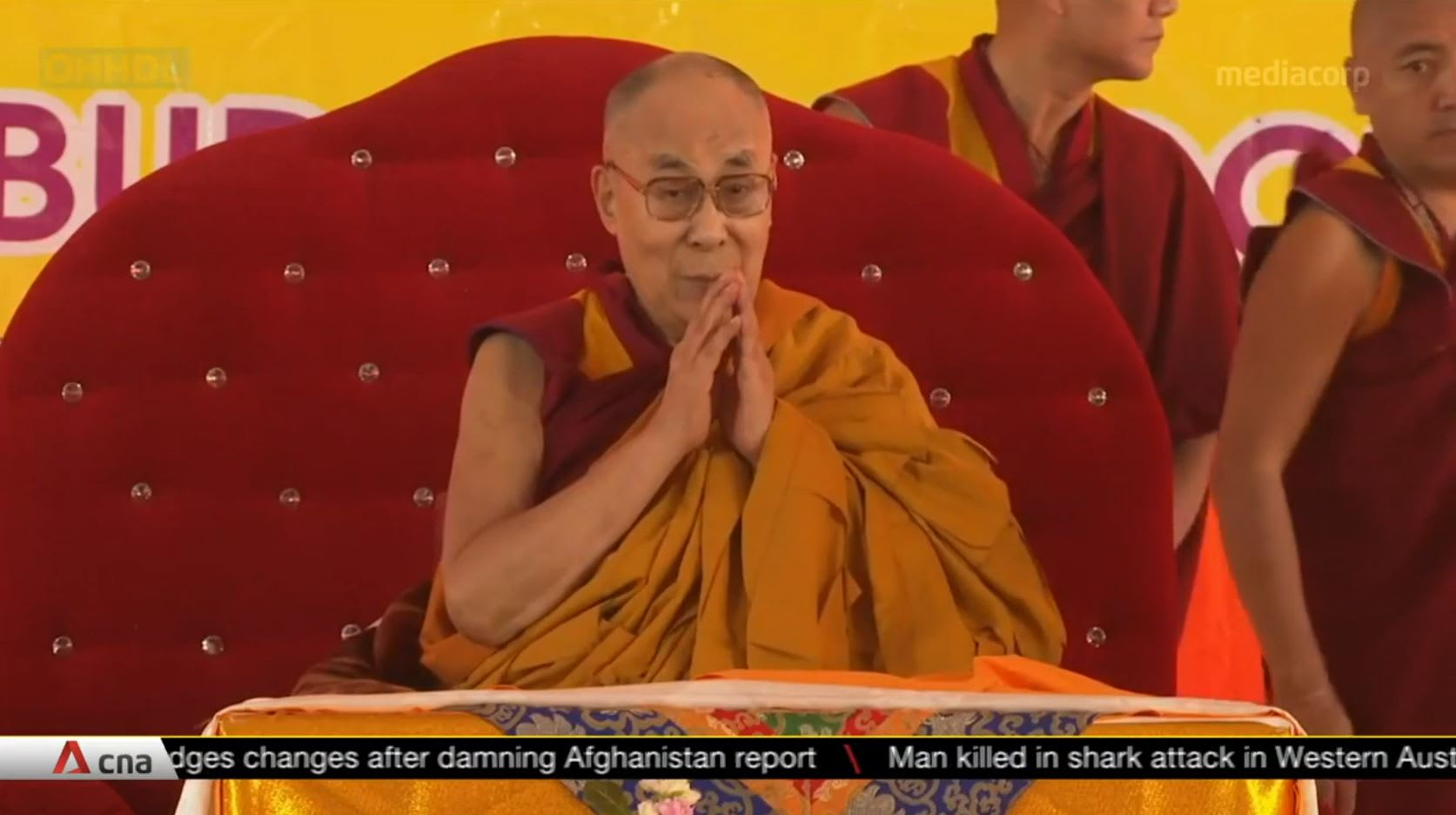 Dalai Lama's succession may be next flashpoint in Tibet after years of calm | Video