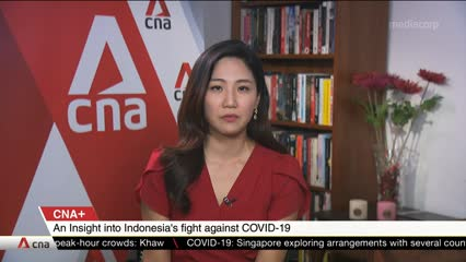 CNA+: Insight looks at Indonesia's fight against COVID-19